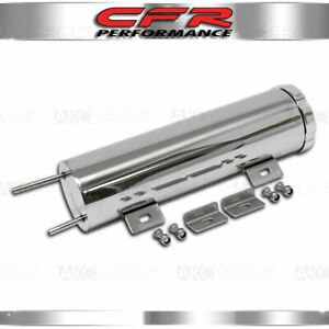 10 X 3 Stainless Steel Radiator Overflow Tank Fits Universal Chevy Ford Mopar