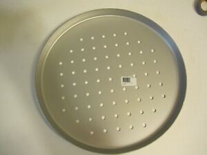 Aluminum 12 Inch Pizza Pan 3 4 Inch Deep Perforated Dd12pp