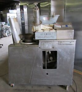 Atwood Scale o matic Dough Divider S300