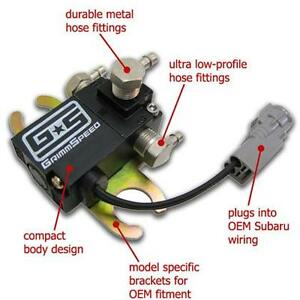 Grimmspeed Electronic Boost Control Solenoid For 08 14 Wrx 05 09 Lgt 057032