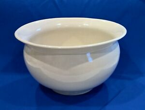 Antique White Ironstone Basin Washbowl 1800 S Bathroom Accessories