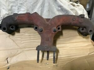 1973 1976 Chevy Right Hand Exhaust Manifold Gm 336711 For 350 V8