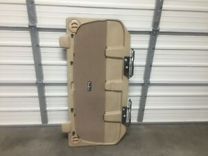 2002 2014 Avalanche Cadillac Escalade Ext Bed Mid Gate Tan