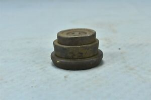 Antique Set Of 3 Stackable Cast Iron Nest Scale Weights Mercantile Trades 06486