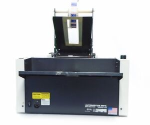 Accufast Custom 10k Stamp Roll Labeler With Partial Roll Of Presorted Stamps
