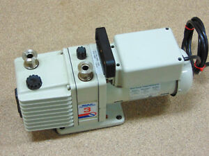 Vacuum Pump Welch 3 Model 8910a Rotary Vane 1 4hp 115v Cord