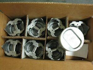 Silvolite Cast Pistons 1158 030 Fits 351w Ford 1969 1976 030 Over