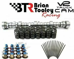 New V2 Brian Tooley Racing Stage 4 Ls 4 8 5 3 6 0 6 2 Truck Cam Kit
