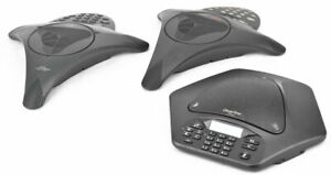 Lot 3 Clearone 860 158 500 Max Avaya 4690 Cisco 7936 Ip Conference Station Phone