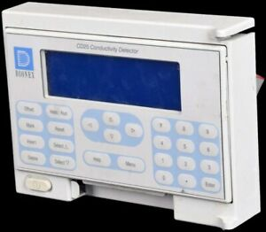 Dionex Cd25 Dx Chromatography Conductivity Detector Front Control Panel Door