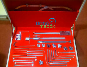 Bookwalter Retractor System Set Complete With Best Packing Box Quality Grade A