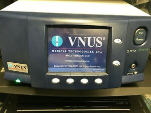 Medtronic Covidien Vnus Rfg2 Radio Frequency Generator Software Revision 4 4 0