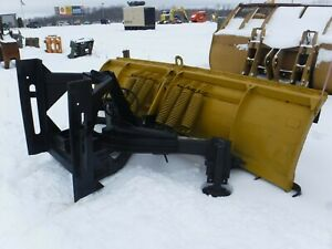 11 Hydro Turn Snow Plow