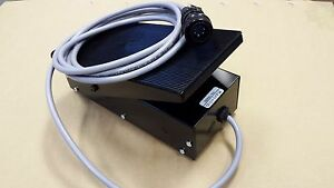 Welder Foot Pedal To Suit Lincoln Electric Tig Machines With A 6 Pin Connector