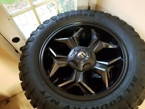 Used 20 Wheels And Tires Ford F 150