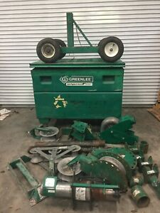 Greenlee 6805 Ultra Tugger Wire Cable Puller 8000