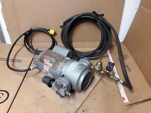 Dayton Speedaire Compressor Model 2z870a Ser 0882
