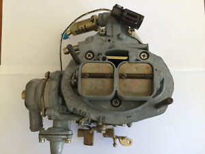 Ford Holley Pinto 2bbl Holley Carburetor 7343 3390 840r