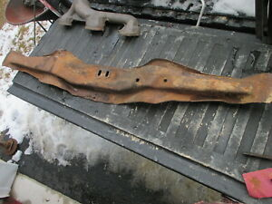 1964 72 Pontiac Buick Transmission Support Crossmember Convertible 9796243