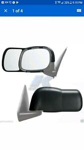 2002 2008 02 08 Dodge Ram 1500 Towing Mirror Extensions