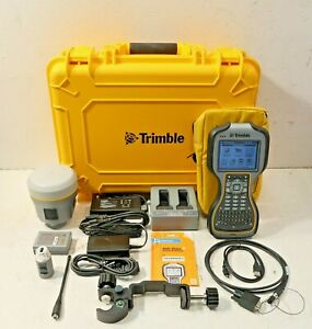 Trimble R10 Base rover Gnss Receiver 403 473mhz Radio Tsc3 W access 2016 Roads