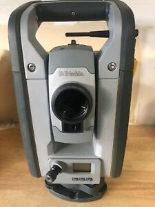 Trimble Sps 710 3 2 Robotic Total Station W nomad Lm80 Software S6 S5 S3