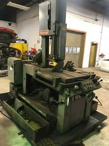 Marvel 81 M3m Vertical Band Saw