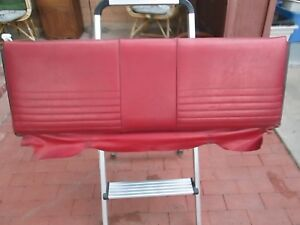 1965 1970 Mustang Fold Down Rear Seat W Interior Pad And Hinges