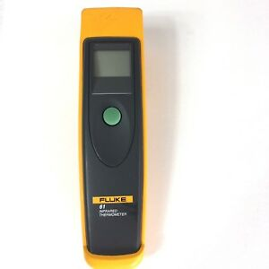 Fluke 61 Non contact Handheld Infrared Digital Thermometer