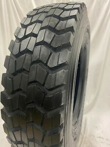 4 tires Road Crew 315 80r22 5 20 Ply 156 150l Drive All Position Truck Tires