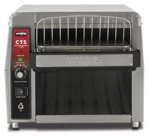 Waring Commercial Conveyor Toaster pack Of 1