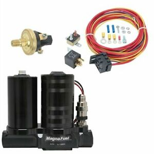 Magnafuel Mp 4450blkk1 Prostar 500 Fuel Pump Kit Up To 2000 Hp 25 To 36 Psi Blac