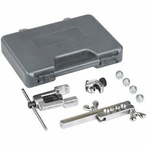 Otc Tools 6504 Iso Bubble Flaring Tool Set Designed For Metric Steel Brake Lines