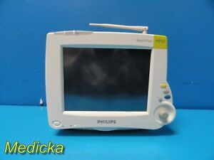 Philips Intellivue Mp 30 Touch Screen Patient Monitor no Module 17564