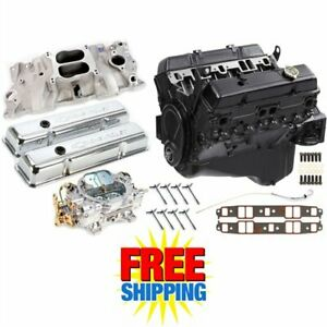 Chevrolet Performance 12681429k4 Gm Goodwrench 350 Engine Components Package 4 I