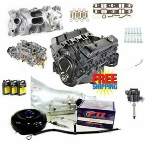 Chevrolet Performance 12681429k11 Gm Goodwrench 350 Engine Components Package 11