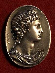Glass Grand Tour Intaglio Cameo Roman Paste Souvenir James Tassie Neoclassical