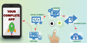 Android And Ios Mobile App Development For Your Business Only 49 Per Month