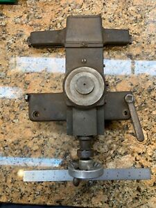 Atlas Craftsman 10 11 cross Feed Lathe Carriage Saddle Slide Assembly 10f 9a Y50