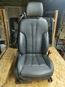 Right Passenger Side Convertible Seat Heated Electric Massage Oem Bmw F06 F13