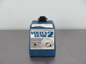 Scientific Industries Vortex Genie 2 With Tube Top And Warranty See Video