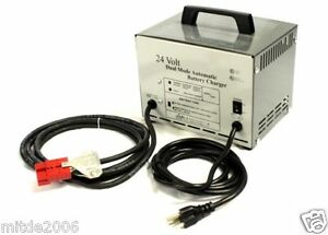 Battery Charger For A Nss Wrangler 2010 Floor Scrubber