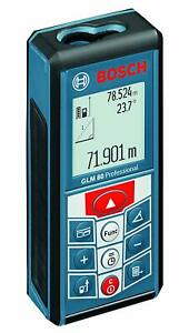 Bosch Glm 80 Professional Laser Measuring Tool Non magnetic Engineer s Precision