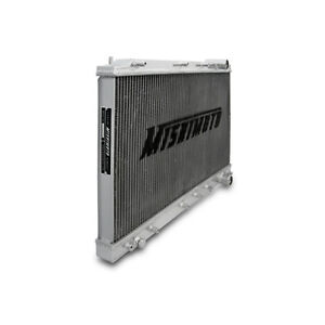 Mishimoto Aluminum Radiator Fits 95 99 Eclipse Gst Gsx Turbo Awd