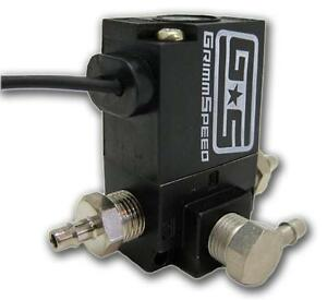 Grimmspeed 057041 Electronic Boost Control Solenoid Ebcs For 2015 2017 Wrx