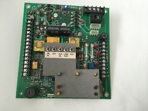 Monaco Enterprises Me Vulcan 176 129 00 Fire Alarm Control Panel Board