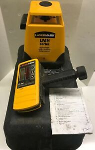Lasermark Lmh C Series Cst berger Automatic Self leveling Rotary Laser W Ld400