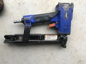 Duofast Sw1748 Stapler Sw 1748 Wide Crown Staple Pneumatic Used