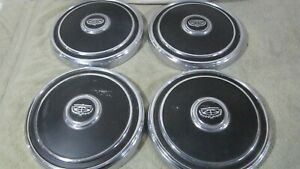 1968 1974 Ford Explorer F100 Truck Dog Dish Hubcaps 1969 1970 1971 1972 1973