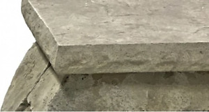 Concrete Countertop Edge Form Chiseled Granite